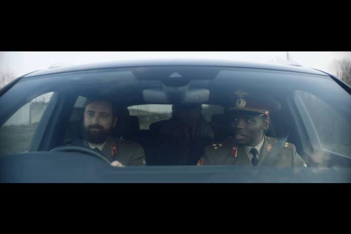 - Movie star confidence - Road Block/Gateski - Volkswagen SUVs