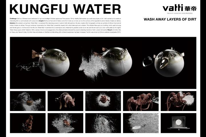 Kungfu Water - Trinity Healthy Dishwasher - Vatti