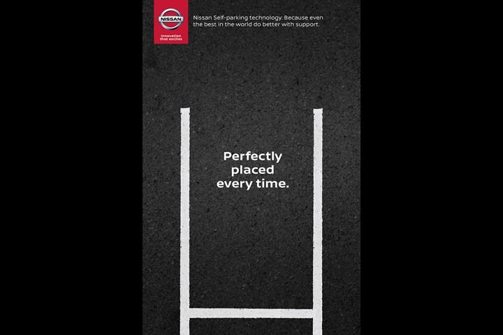 Goalposts - Brand - Nissan