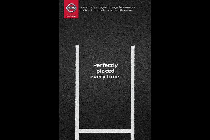 Goalposts - Nissan - Brand