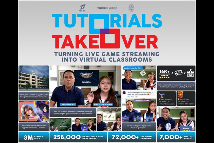 Tutorials Takeover - QCSHS Alumni Association - QCSHS Alumni Association