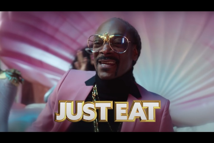 Did Somebody Say Just Eat ft. Snoop Dogg - Just Eat - Just Eat