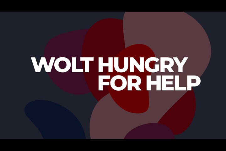 Hungry for help? - Food delivery service - Wolt