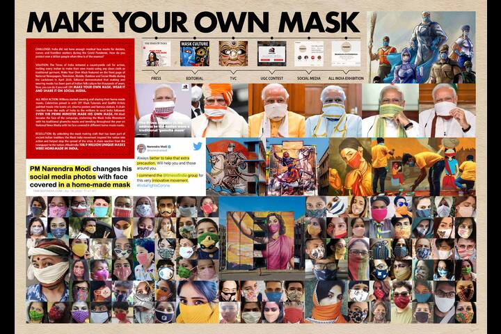 Make Your Own Mask - The Times Of India - The Times Of India