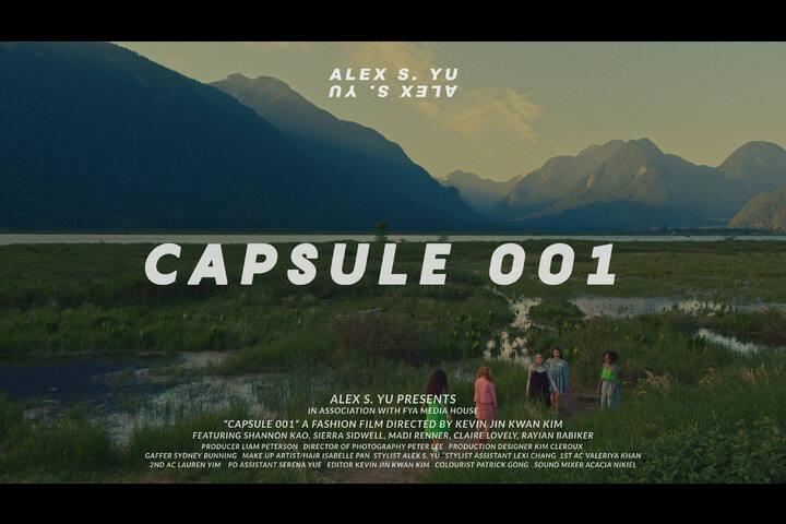 Capsule 001 - FYA Media House - Alex S. Yu