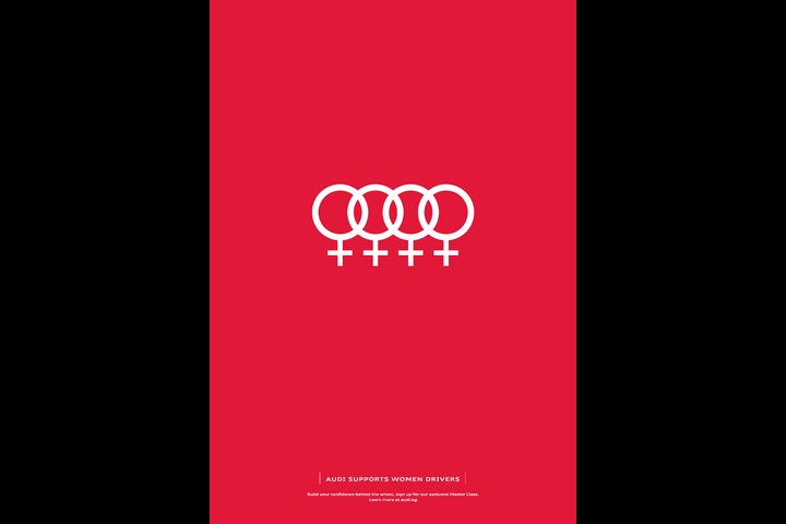 Audi Supports Women Drivers - Master Class for Women Drivers - Audi