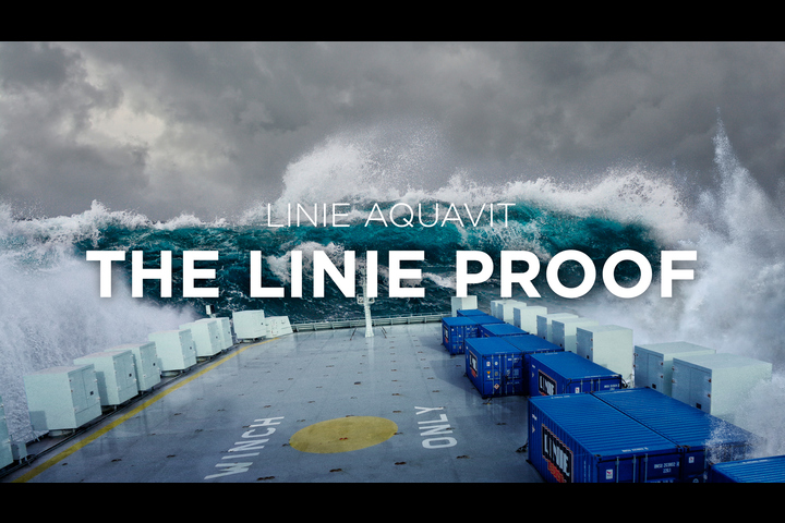 The Linie Proof - Alcoholic drinks - Linie Aquavit