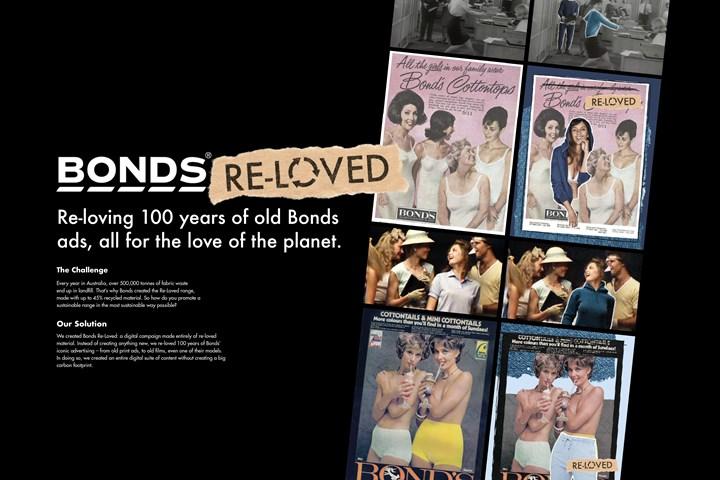 Bonds Re-Loved - Apparel - Bonds