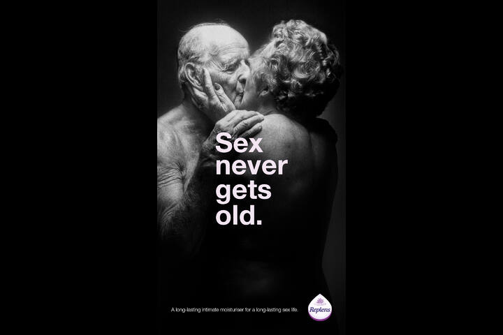 Sex Never Gets Old - Replens MD - Replens MD