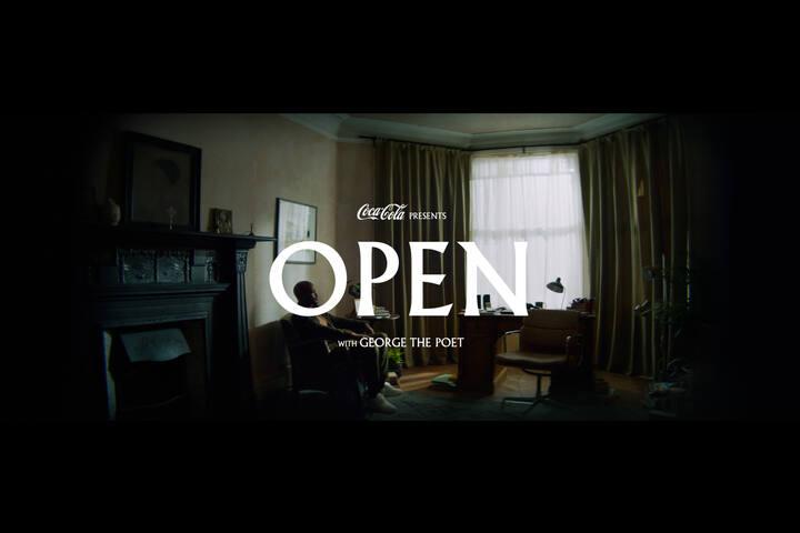 Coca-Cola - Open Like Never Before - Soft drink - Coca-Cola