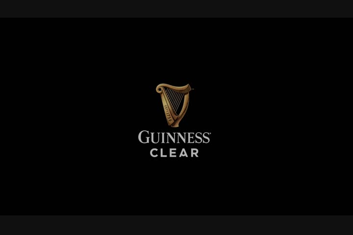 Clear - Guinness - Diageo