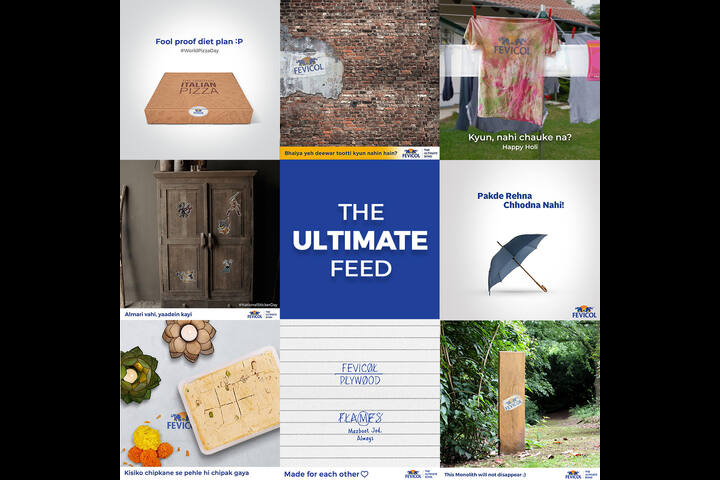 The Ultimate Feed - Pidilite Industries Pvt Ltd - Fevicol