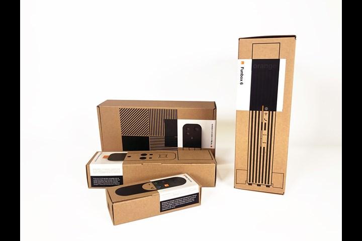 Packaging Designed by Orange - Multi-country Sustainable Packaging - Orange