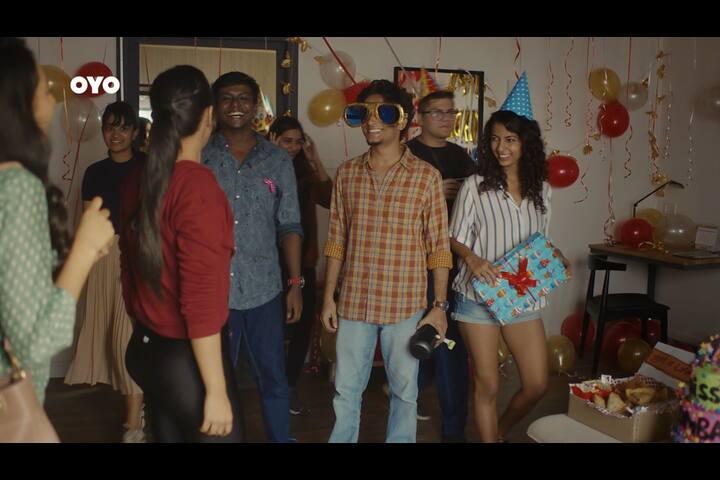 Come To OYO (Surprise Party / SOTY / Bachelorette / The Struggle is Real) - OYO Hotels & Homes - OYO