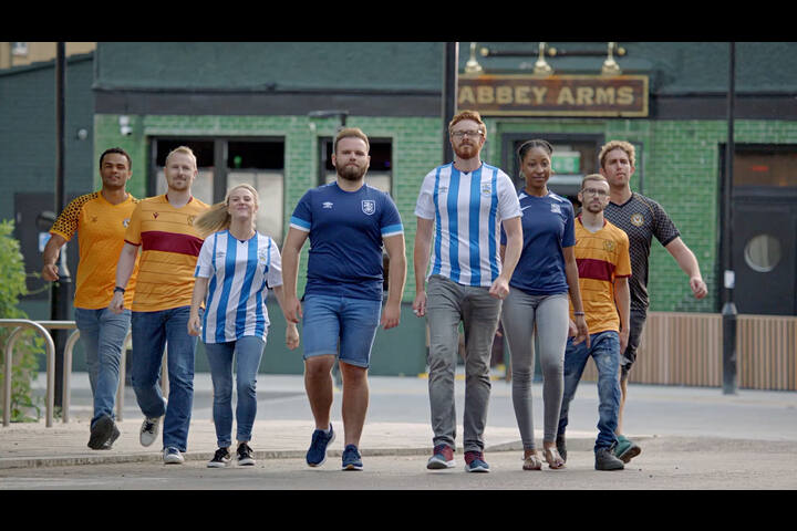 Paddy Power - Save Our Shirt -