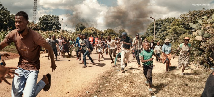 Run.For.Life - Humanitarian organization - The Red Cross