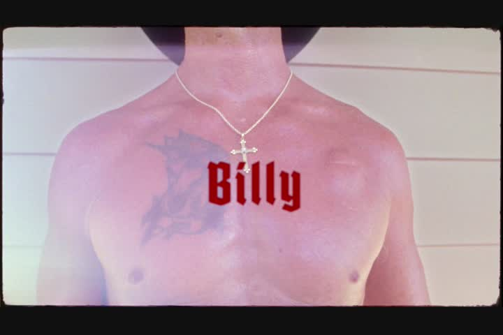 BILLY - Francisco Gonzalez Sendino - Saltwater Films GmbH & Co.KG