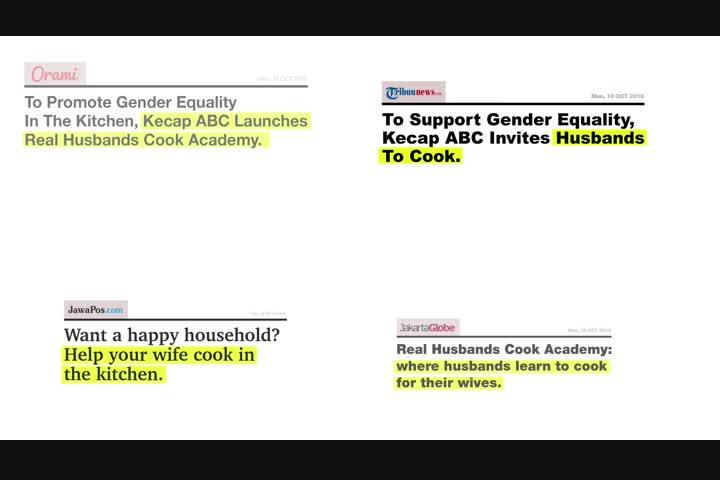Real Husbands Cook - Soy Sauce - Kecap ABC