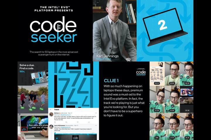 Code Seeker - Intel Evo platform based laptops - Intel