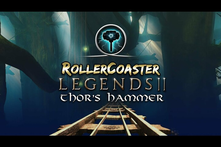 RollerCoaster Legends II : Thor's Hammer - VR Immersive Experience/Game - Warducks