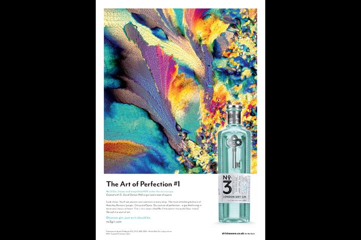 The Art of Perfection - No.3 Gin - No.3 Gin