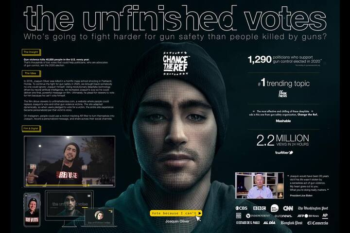 The Unfinished Votes - Get out the vote - Change the Ref