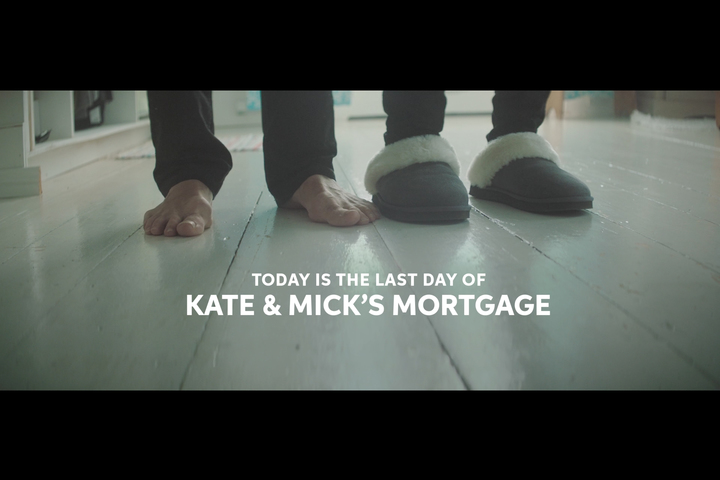The Last Repayment (Kate & Mick) - AIB - AIB Mortgages