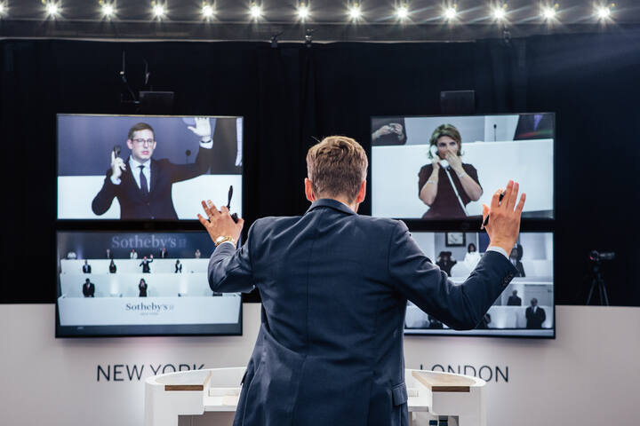 Auction of the Future - Sotheby's Auction - Sotheby's