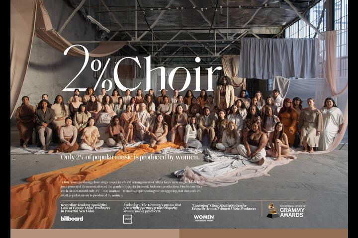 2% Choir - GRAMMYs - The Recording Academy