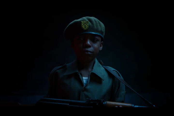 Child Soldier - #unitetoprotect - Education Above All