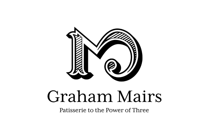Patisserie To The Power Of Three - Patisserie Artist - Graham Mairs