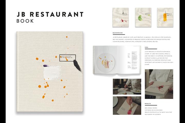 The JB Restaurant Book - JB Restaurant - JB Restaurant