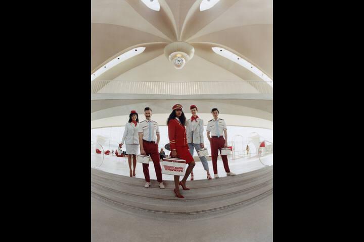 LOUBI AIRWAYS - Heavy TV - http://www.heavy.tv/ - Christian Louboutin