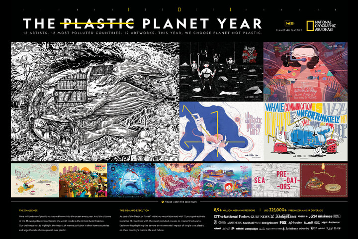 Planet or Plastic? - National Geographic - Media