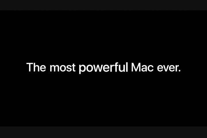 Power to The Pro - iMac Pro - Apple