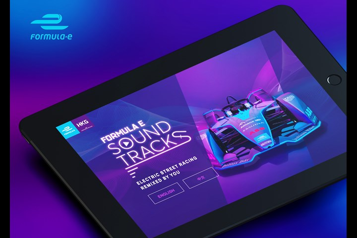 Sound Tracks - HKG e-Prix 2019 - Formula E