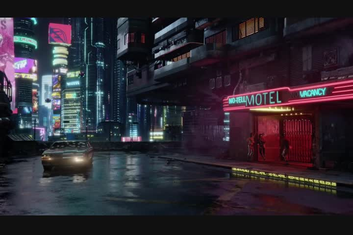 Cyberpunk 2077 — Official E3 2019 Cinematic Trailer - Cyberpunk 2077 - Cyberpunk 2077