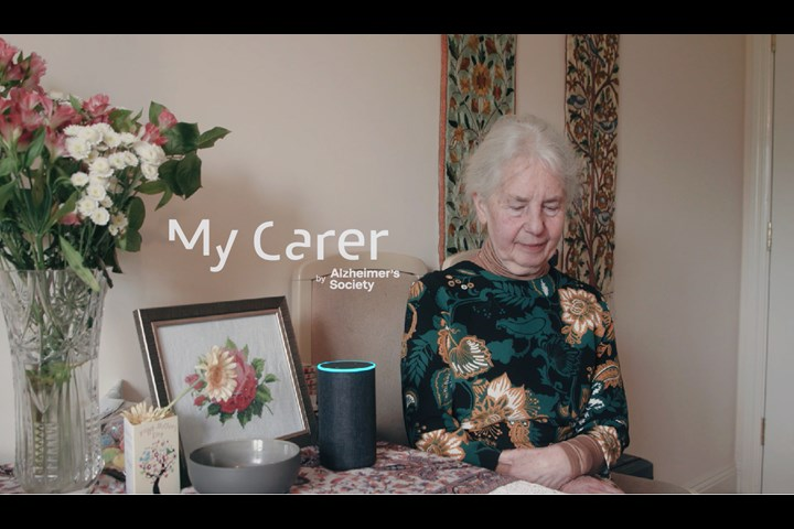 My Carer - Voice Assistant App - Alzheimer's Society UK