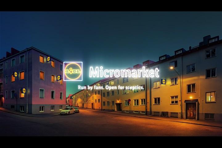 Lidl Micromarket - Retail - Lidl Sweden