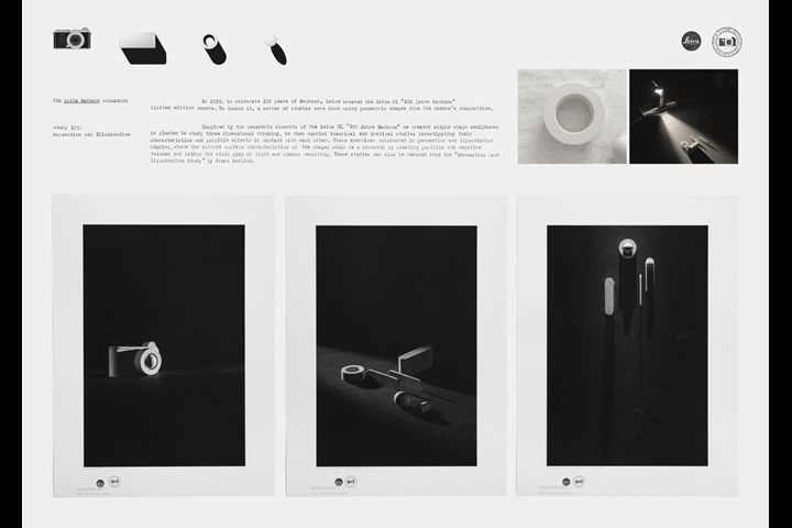 The Leica Bauhaus Workshops - Consumer Products / Cameras - Leica