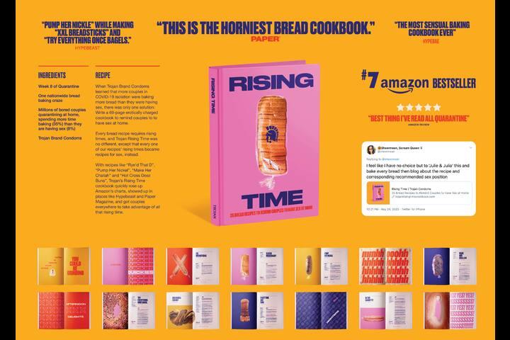Rising Time - Trojan Brand Condoms - Trojan Brand Condoms