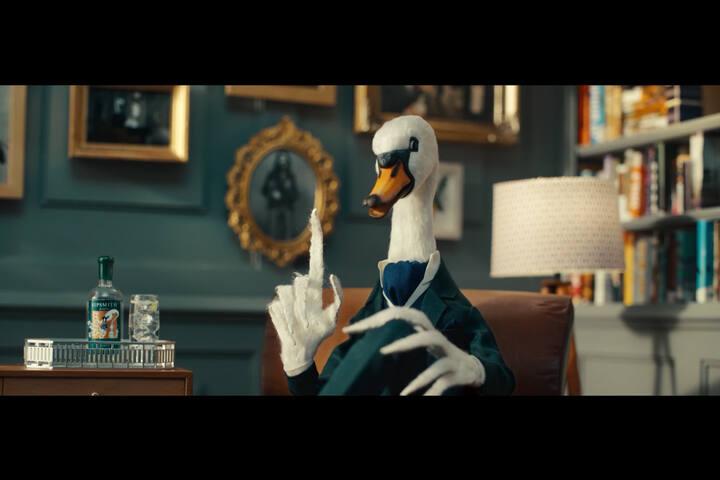 - Mr Swan - Sipsmith Gin