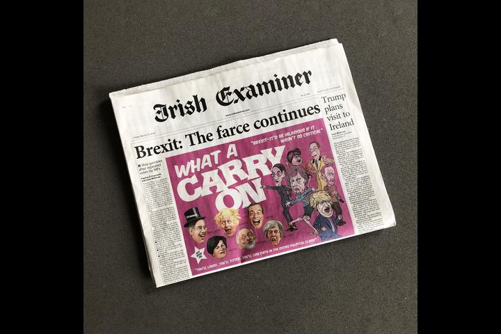 Brexit - The Irish Examiner's coverage of Brexit - The Irish Examiner