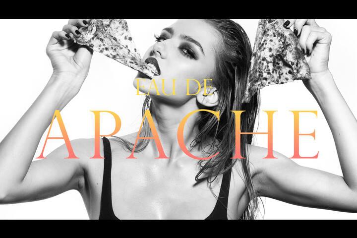 Eau de Apache - Valentine's Day - Apache Pizza