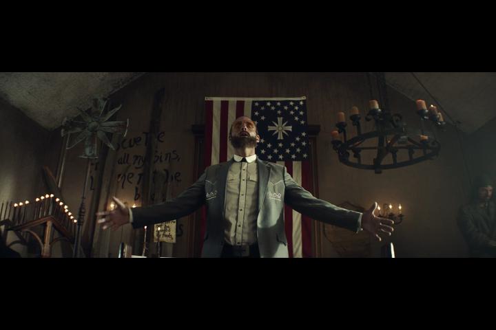 The Sermon - Ubisoft - Far Cry 5