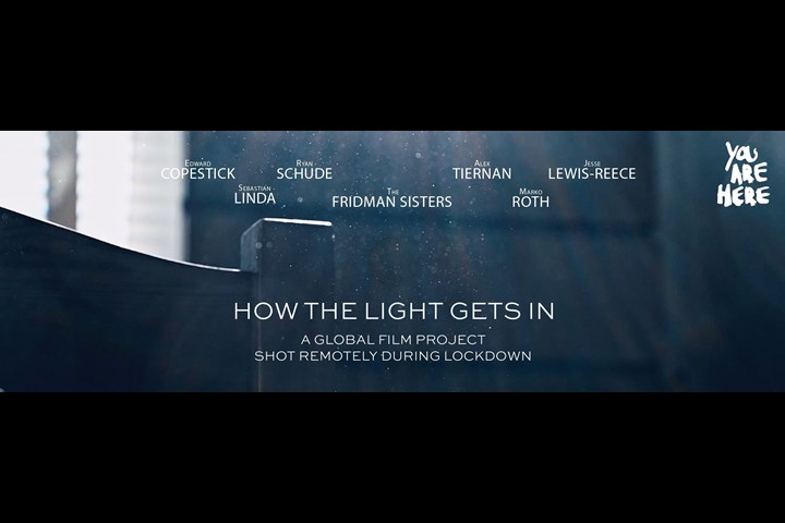 How the Light Gets In - You Are Here -
