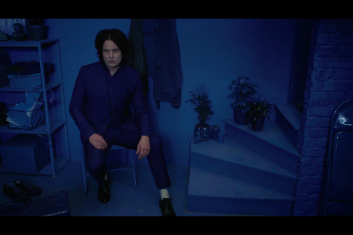 Jack White - Over and Over and Over -