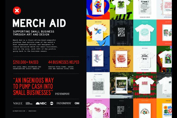 Merch Aid - Merch Aid - Merch Aid