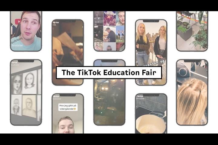 The TikTok Education Fair - High School eduaction programs - Oslo Education Agency