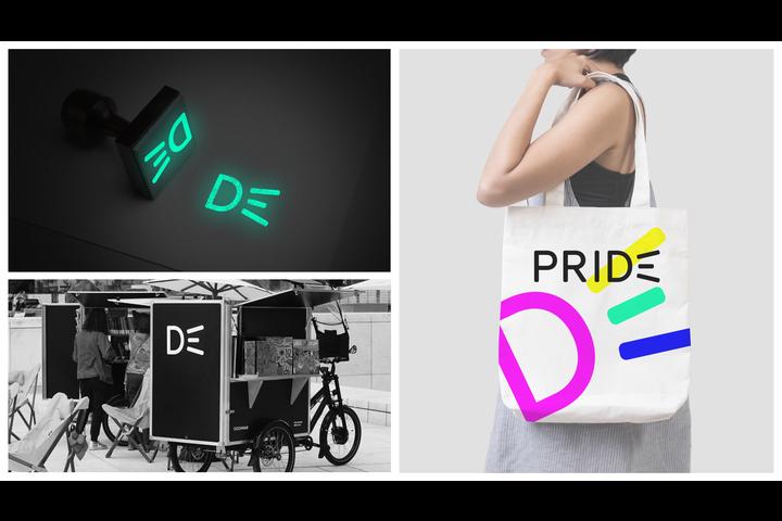 An Enlightening Visual Identity - Public Service - Deichman Public Libraries